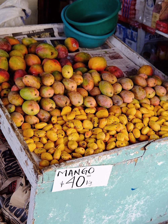 Mango. Tijuana, Mexico.
