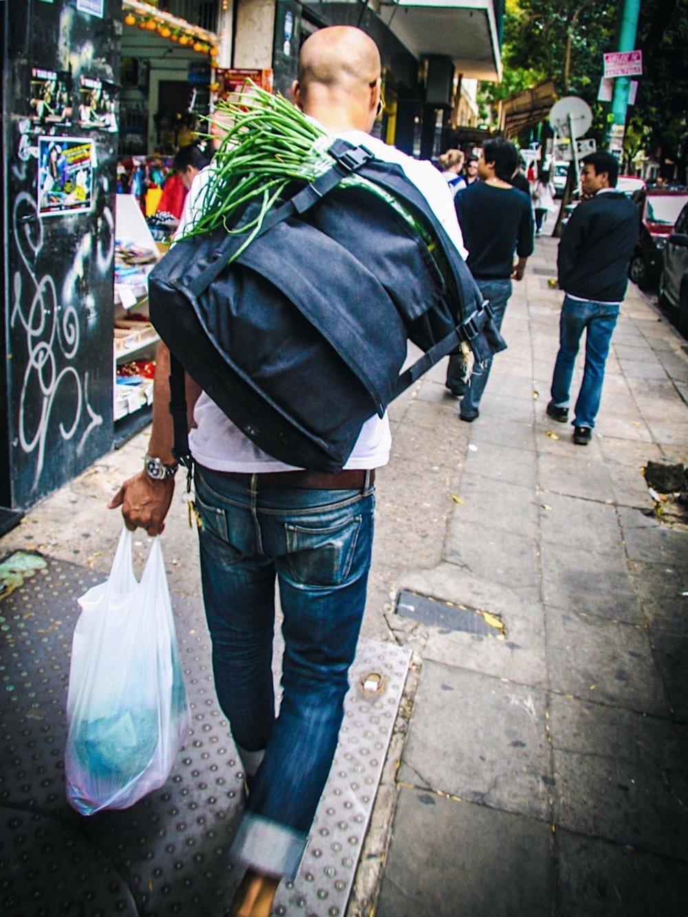 Shopping. Buenos Aires, Argentina. Photo Ali Lazar