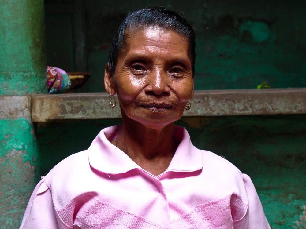 Woman. Granada, Nicaragua