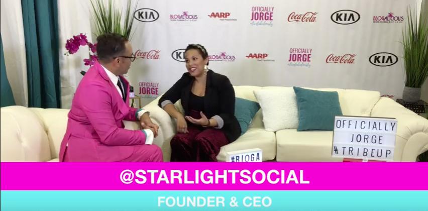 @StarlightSocial #Blogalicious9 Solopreneur