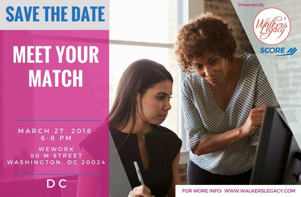 Meet Your Match DC Mentor Matchmaking Event.jpg
