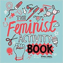 $10.80 | Feminist Activity Book