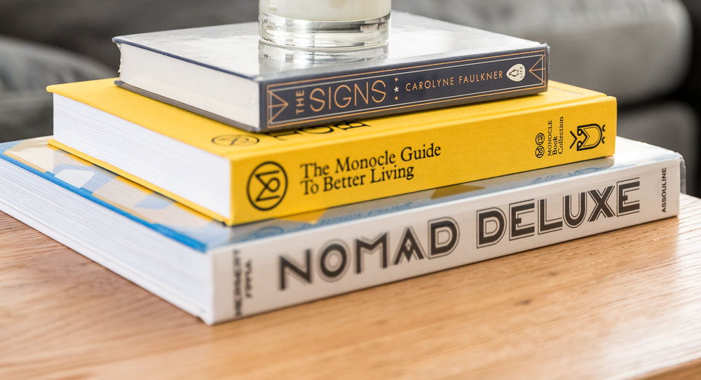 Coffee Table Books Batch - Coffee table that looks like books