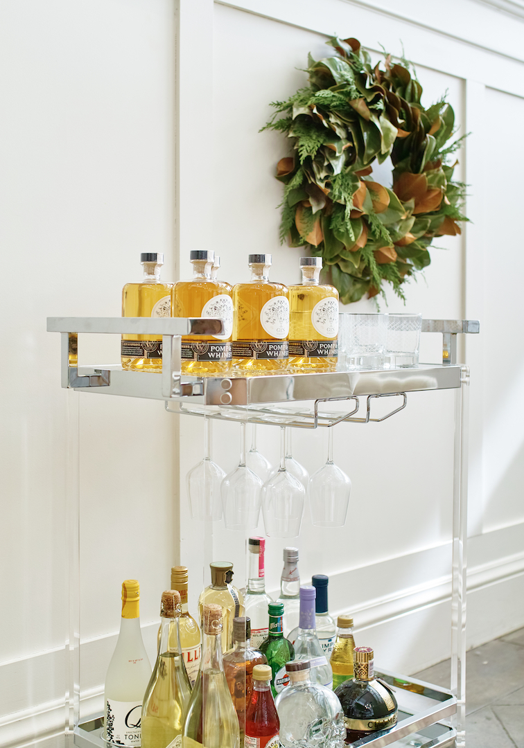 Pomp and Whimsy Bar Cart.jpg