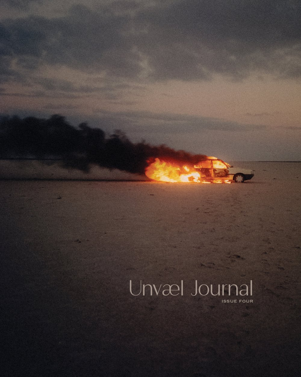 Journal Issue Four / Less than 40 copies remain so get yours today at the discounted price!