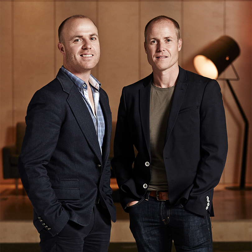 Lincoln Trainor & Ryan Trainor - BSchool Founders