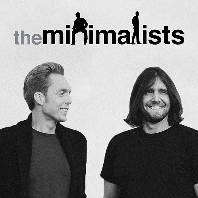 If you haven't listened to any of @theminimalists podcasts yet, you must! We cannot recommend it enough. We mostly listen to it when travelling or driving. Joshua Fields Millburn & Ryan Nicodemus discuss living a meaningful life with less. The Minimalists Podcast is often the #1 Health podcast on Apple Podcasts, and it occasionally charts in the Top 10 of all shows.