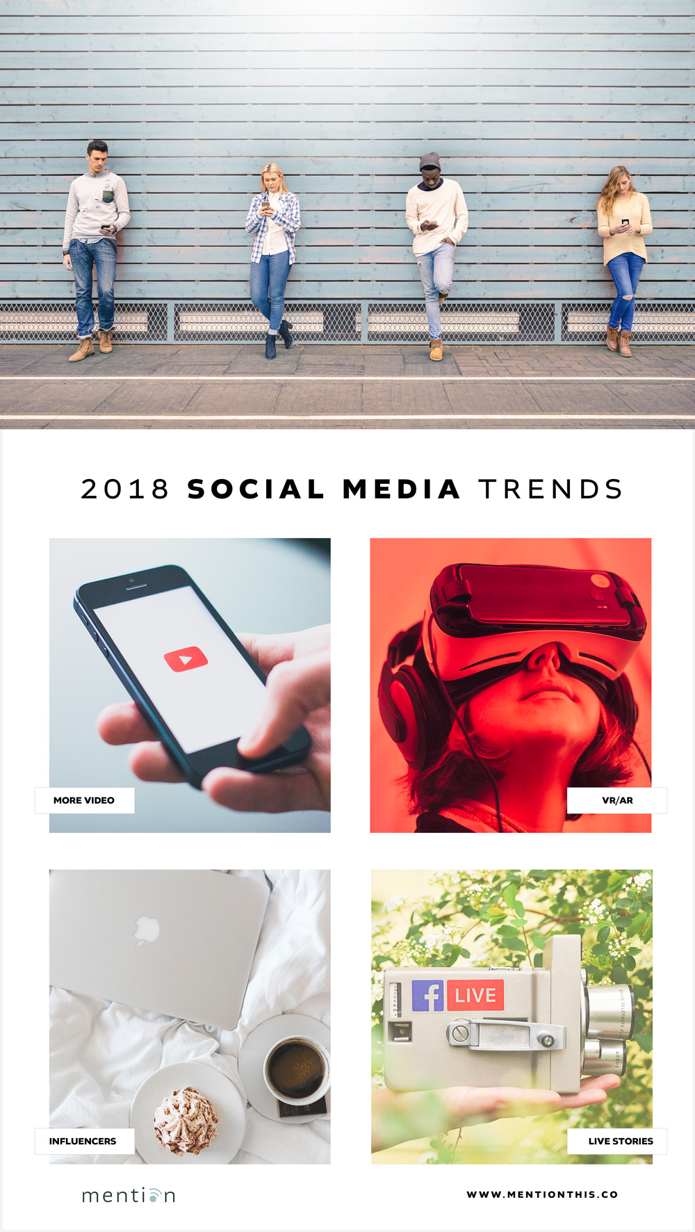 2018 social media trends to look out for
