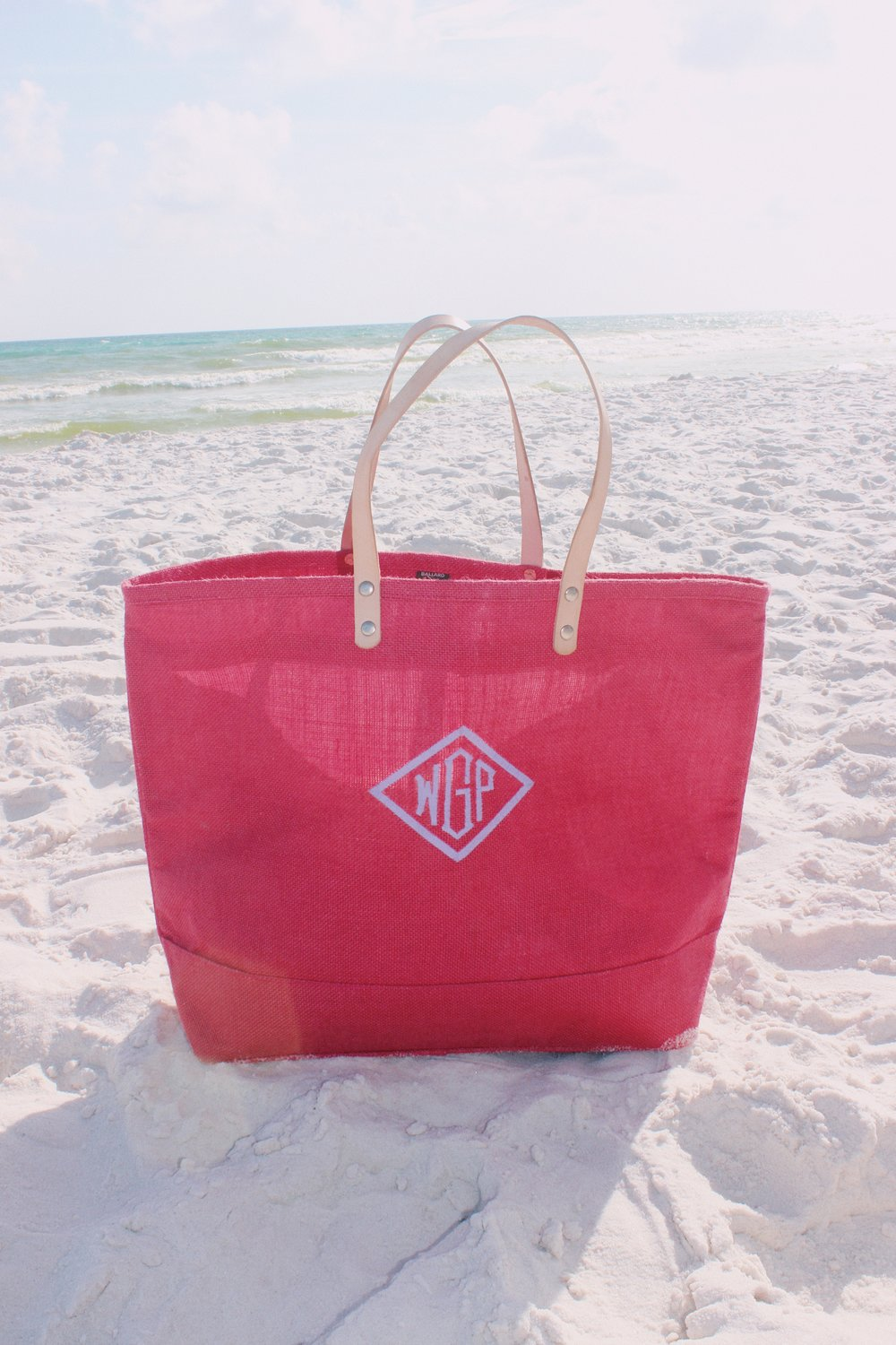 I think it would make sense that my very first essential is a beach bag. This bag is a new one for me, but I have been loving it! The best part is sense it's burlap, the sand doesn't get all trapped in there!   Supergoop Sunscreen Mist