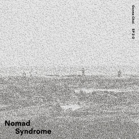 EP2-2 '노마드 신드롬' 앨범 커버