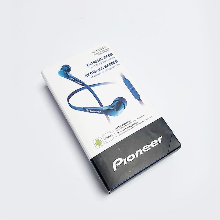 파이오니어 레어템-이어폰 - FROM RYAN해외 직구로만 만날수 있는 파이오니어 정품 이어폰 (레어템)
