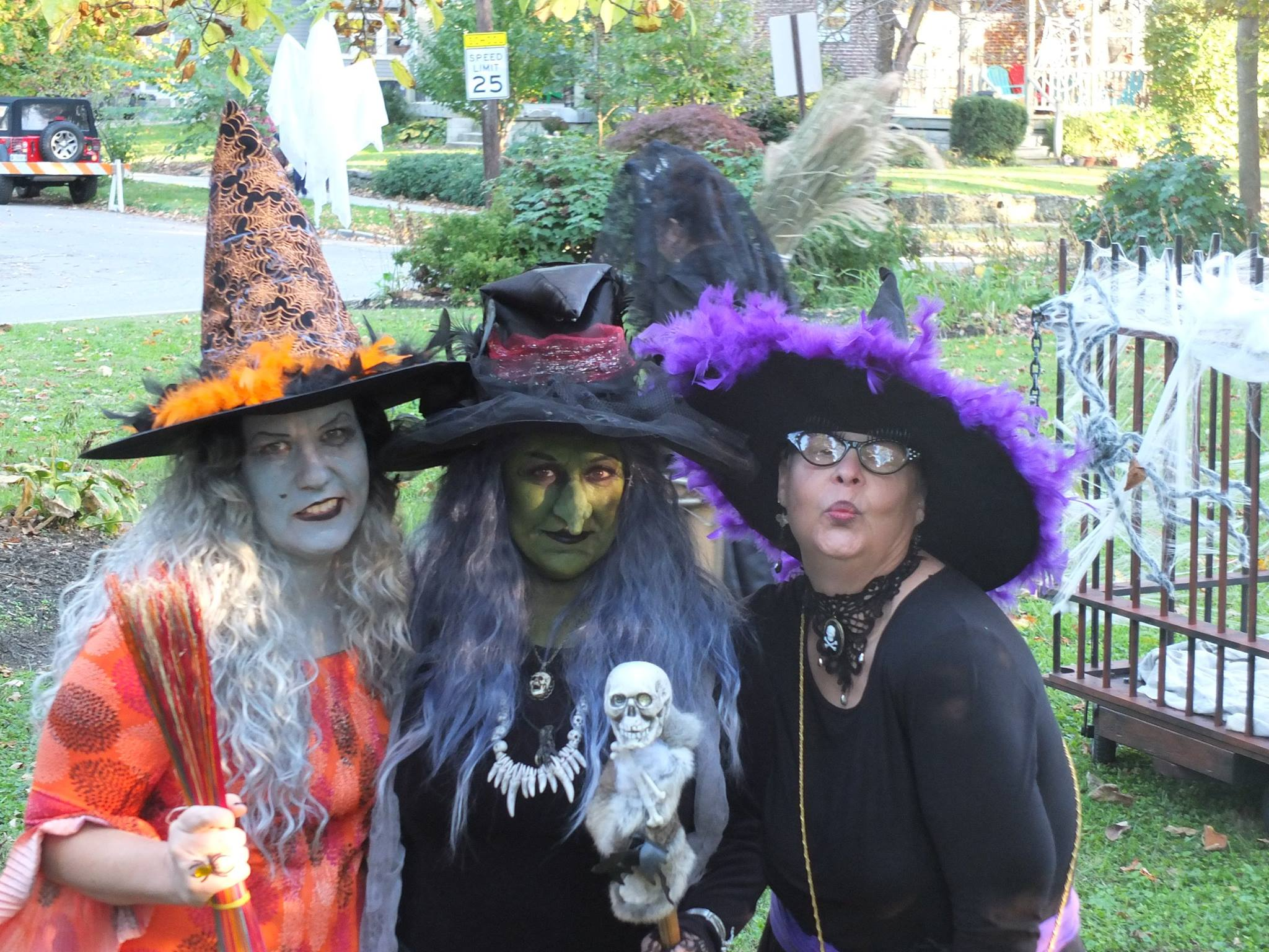 Spooky Stories for the 71st Irvington Halloween Festival — The ...