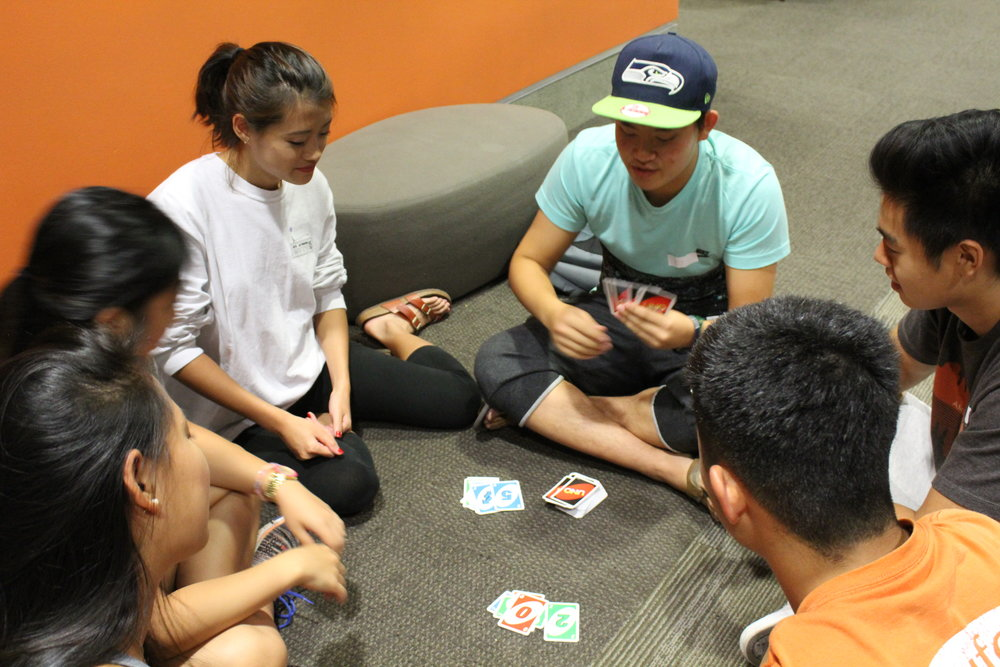 Game Night on Campus - Get to know us as we play board games, card games, group games. This is one of the best ways to hangout with AACM members as we hear about your stories.08/20 Thursday - Location: SAC Black Box Theater at 8-11pm