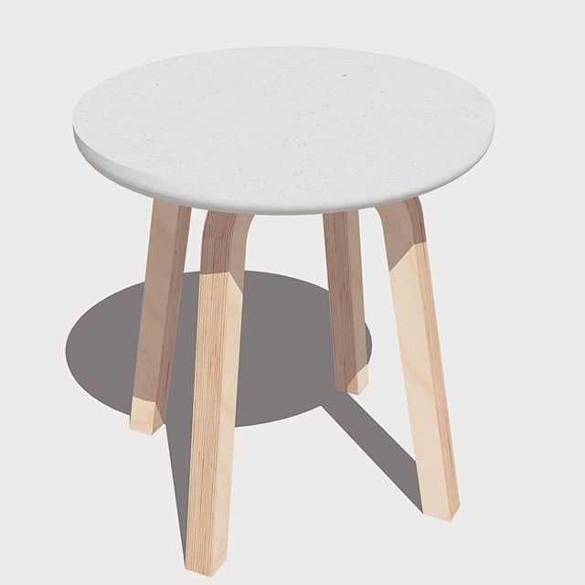 The 2:1 Side Table coming soon.