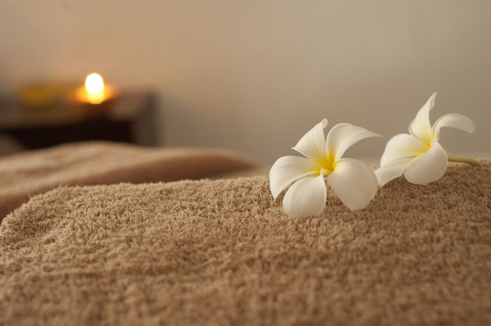 Relax.  Unwind. - Why yes, you deserve to pamper yourself.