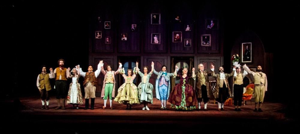 She Stoops to Conquer (Shakespeare Dallas)