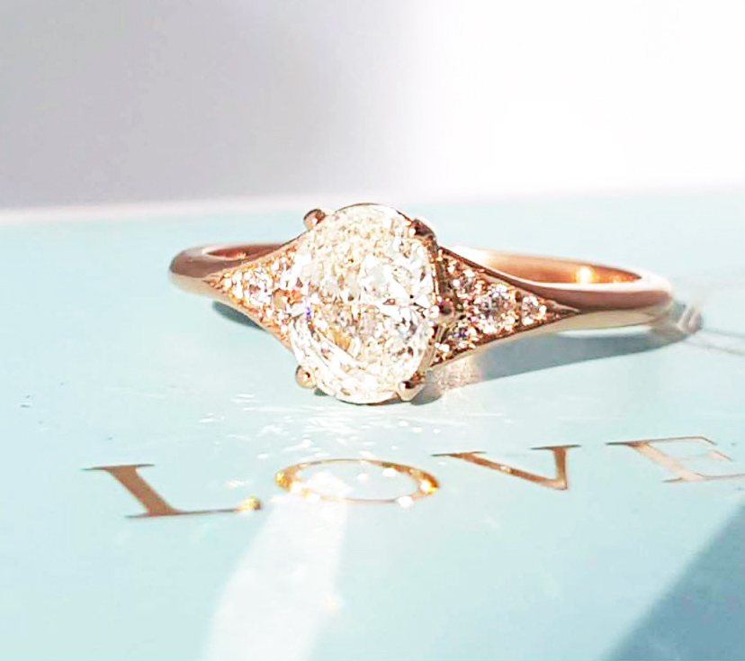 Love in a Jewel