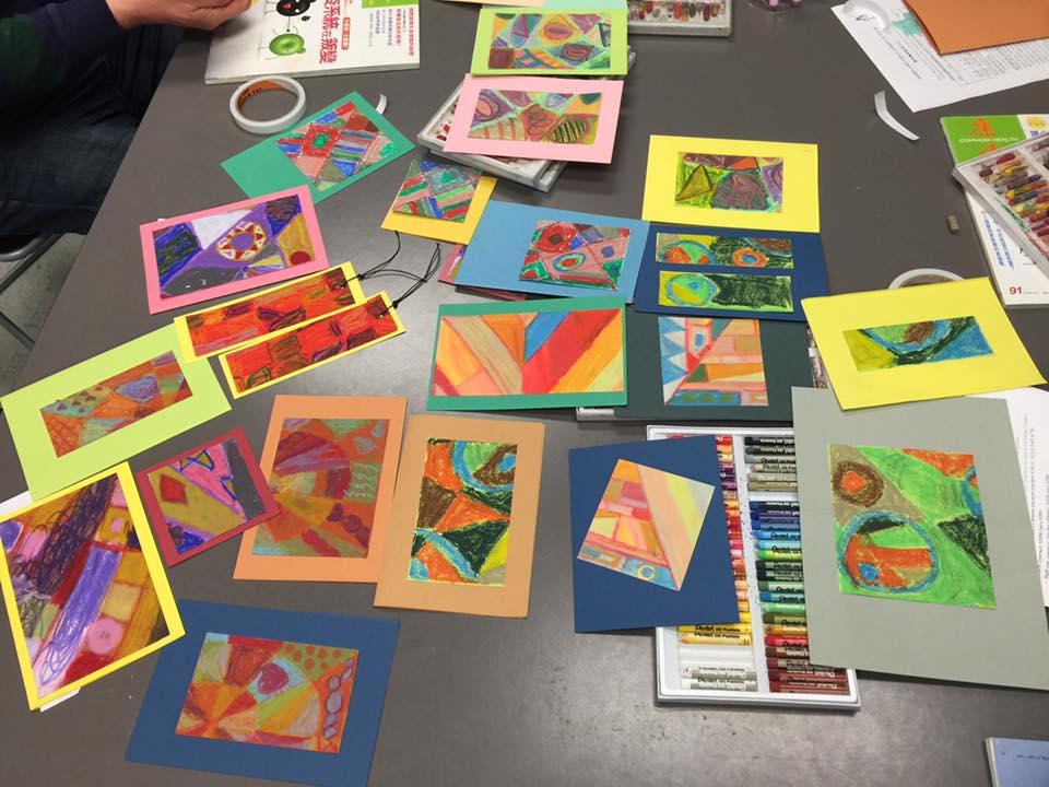 有趣的灣區畫畫教室