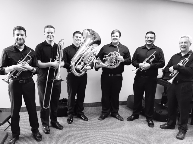 Tri-Cities Brass Ensemble in concert June 15, 2018