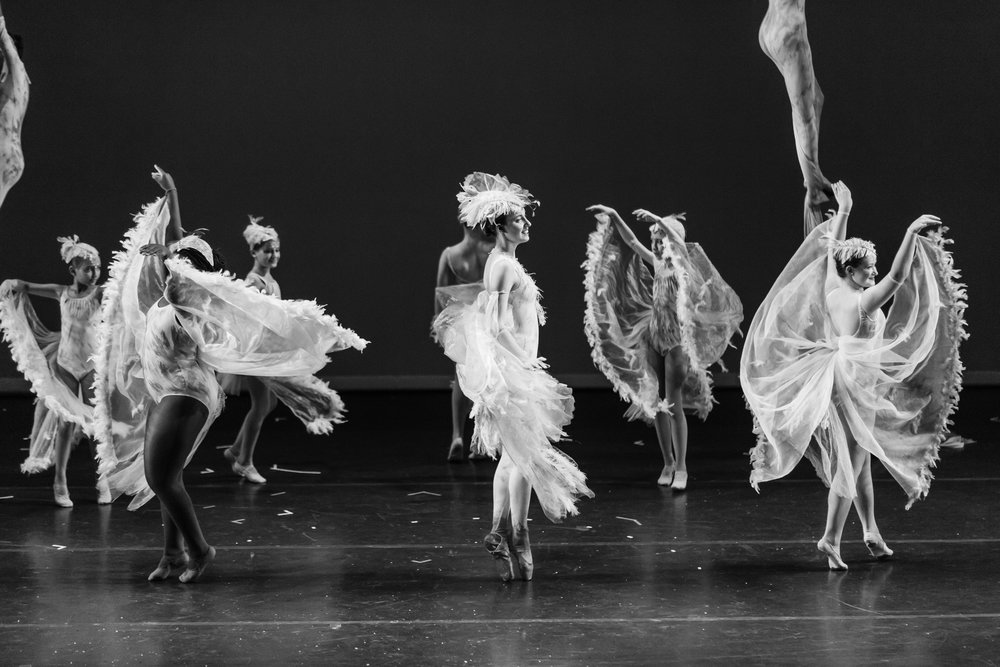 Peter Pan Ballet for Durham School of Ballet and Performing Arts  by Zoe Litaker Photography