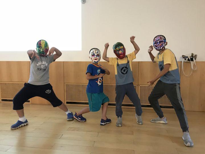 9月15日 儿童公教活动:饕餮的启示