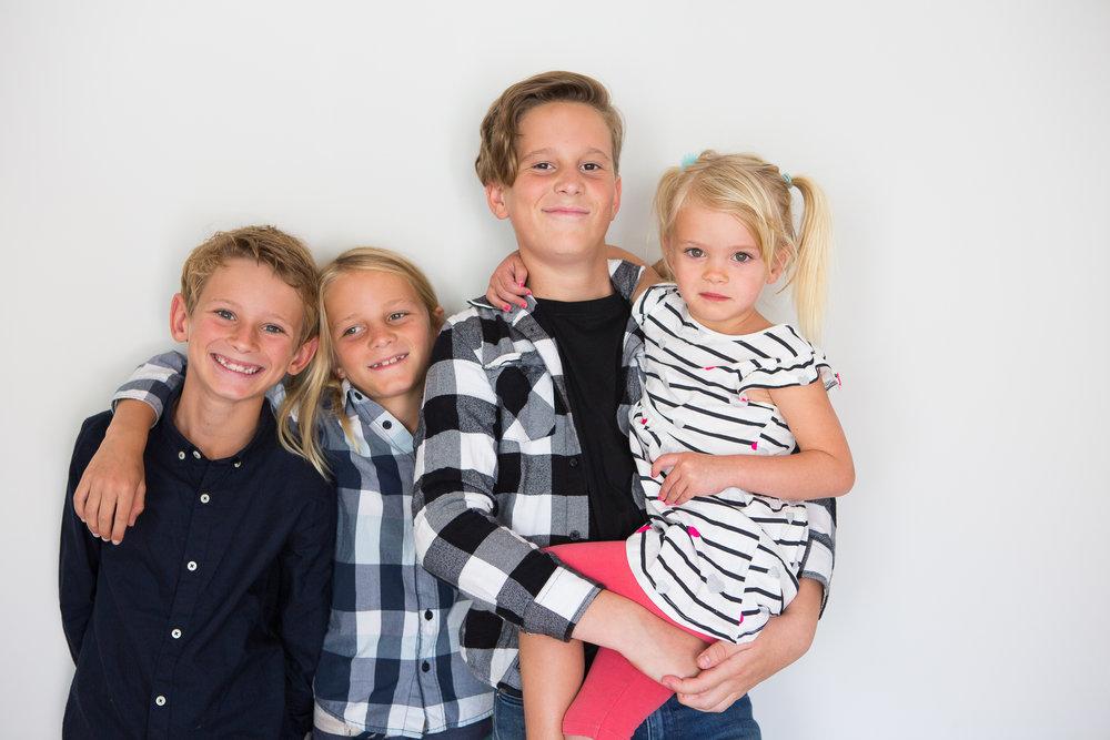 SAN & SANDRA'S FAMILY -