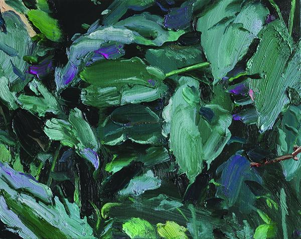 garden of mistrust_41x32cm_oil on canvas_2018.jpg
