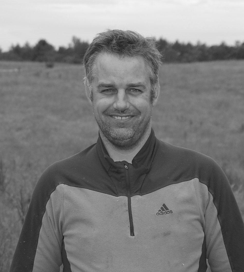 Morten Haislund, ridecenteret