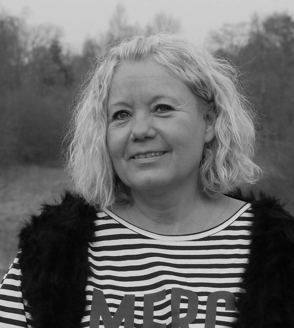 Anne Mette Ovesen, socialrådgiver