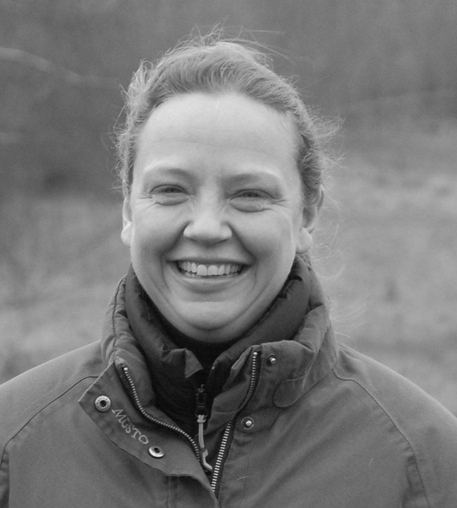 Nia Ostermann Hvitved, ridelærer