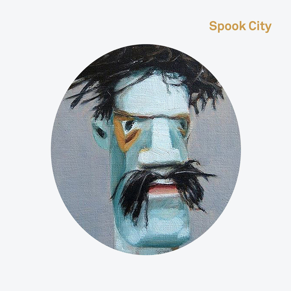 Spook City [Recorded & Mixed (JB), Produced (AP), Mastered (JP), WTR]
