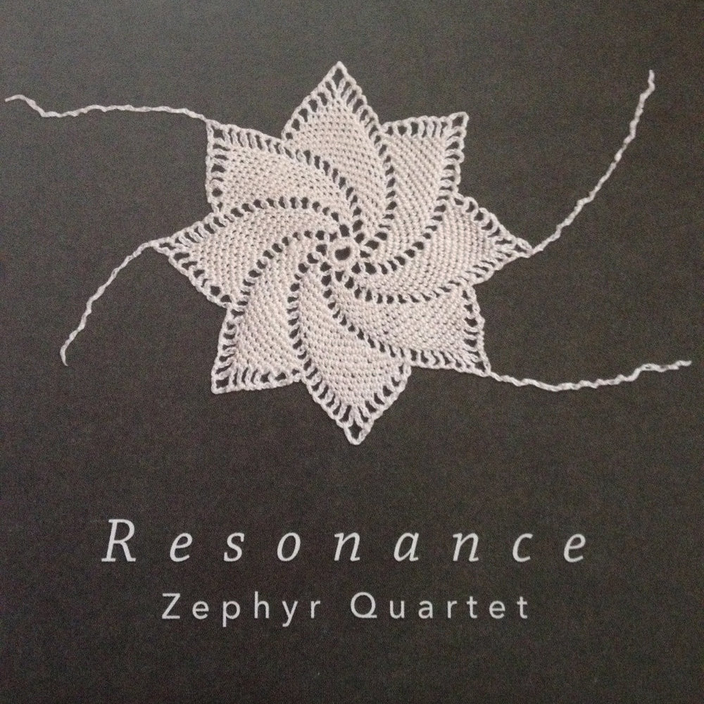 "Zephyr Quartet - ""Resonance"" [Recorded, Mixed & Mastered (JP)]"