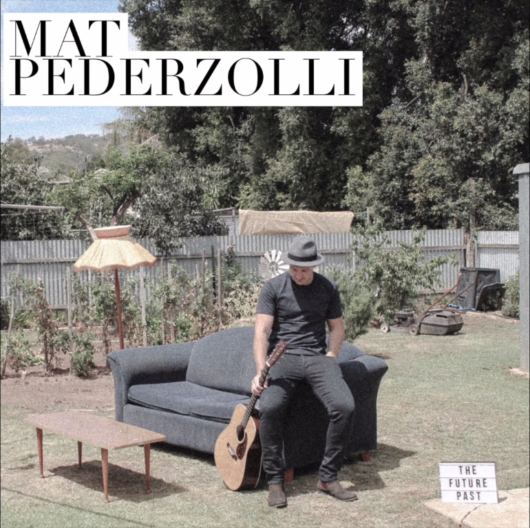 "Mat Pederzolli - ""The Future Past EP"" [Recorded & Mixed (JP)]"