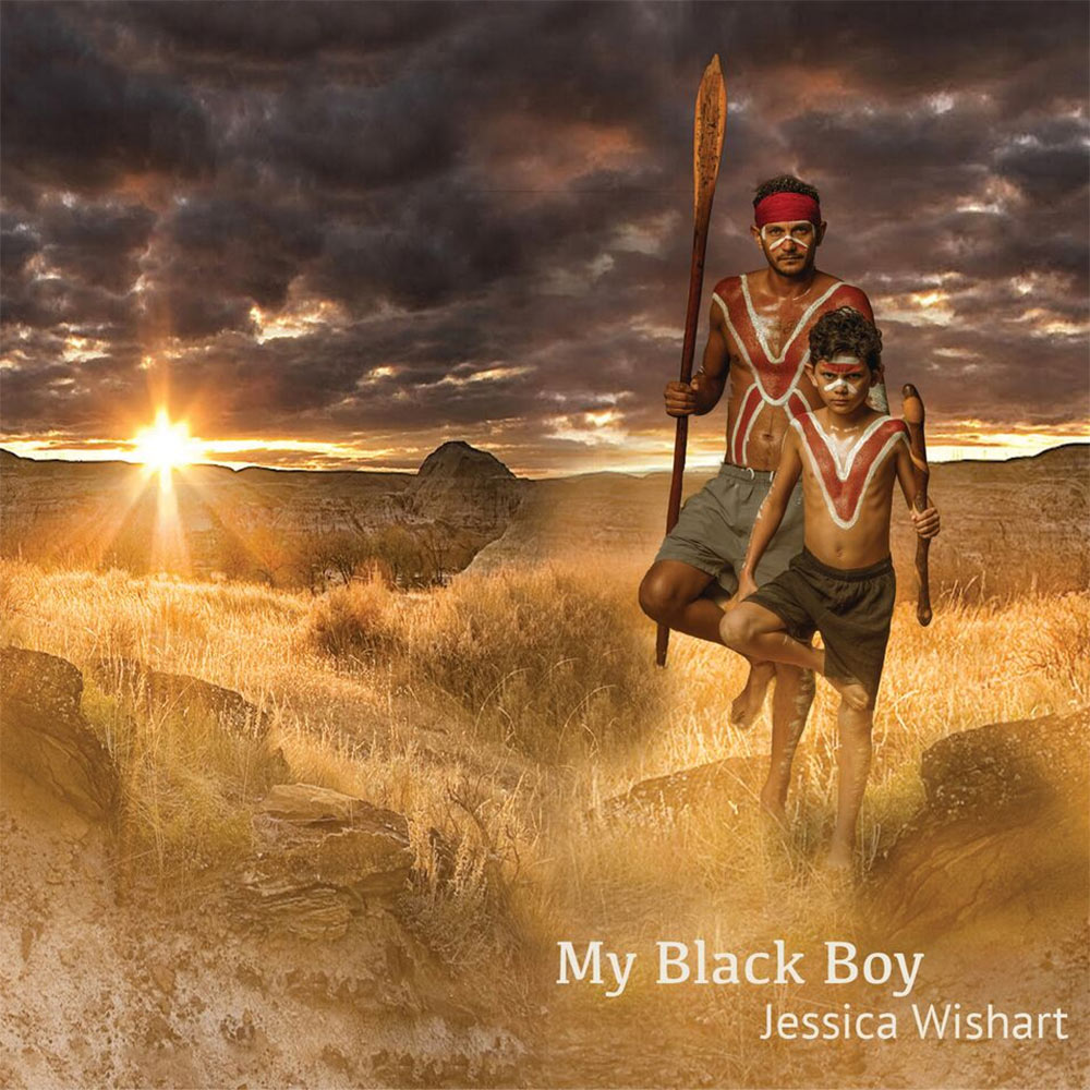 "Jessica Wishart - ""My Black Boy"" [Mastering (JP), (Recorded at My Sweet Mule Studios)]"