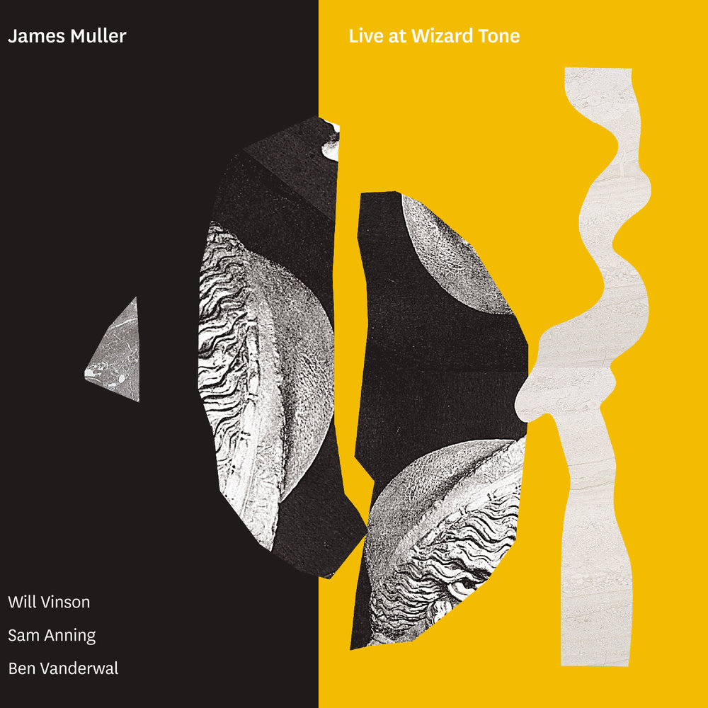 "James Muller - ""Live at Wizard Tone"" [Recorded, Mixed and Mastered (JP)]"