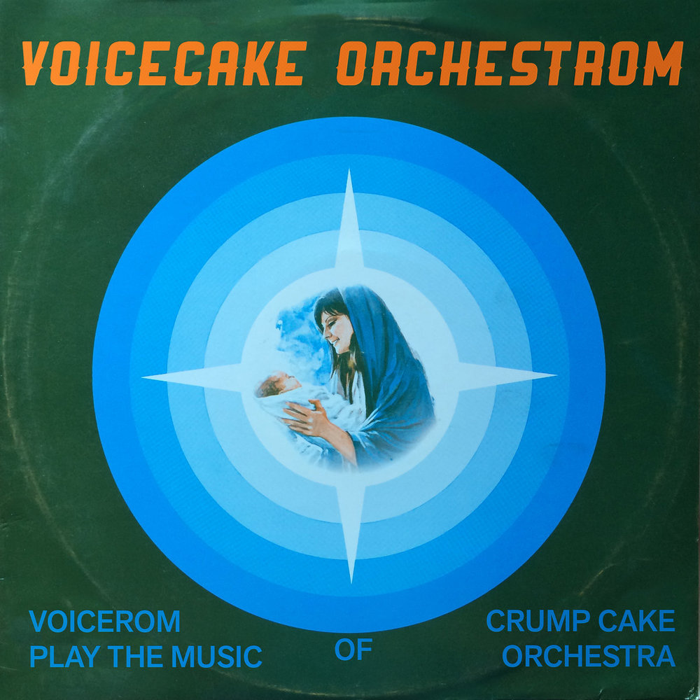 "voiceROM - ""Voicecake Orchestrom"" [Recorded, Mixed & Mastered (JP)]"