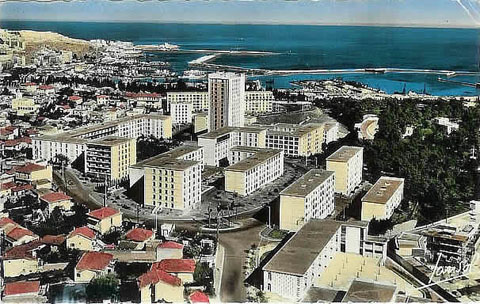 Diar es-Saada, Algiers