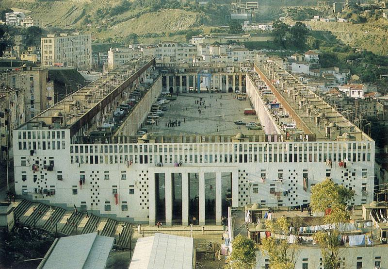 Climat de France, Algiers