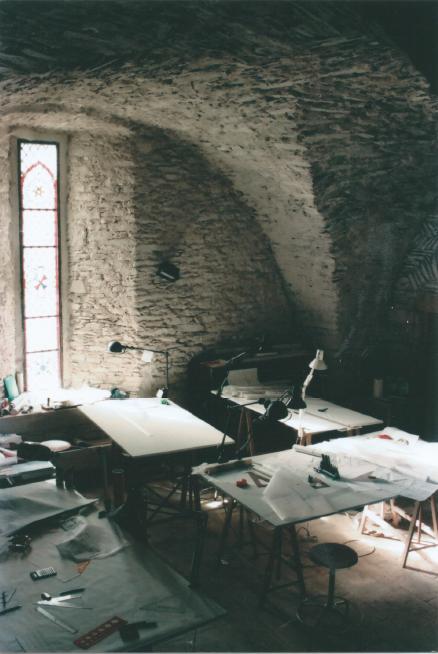 Belcastel - Restauration