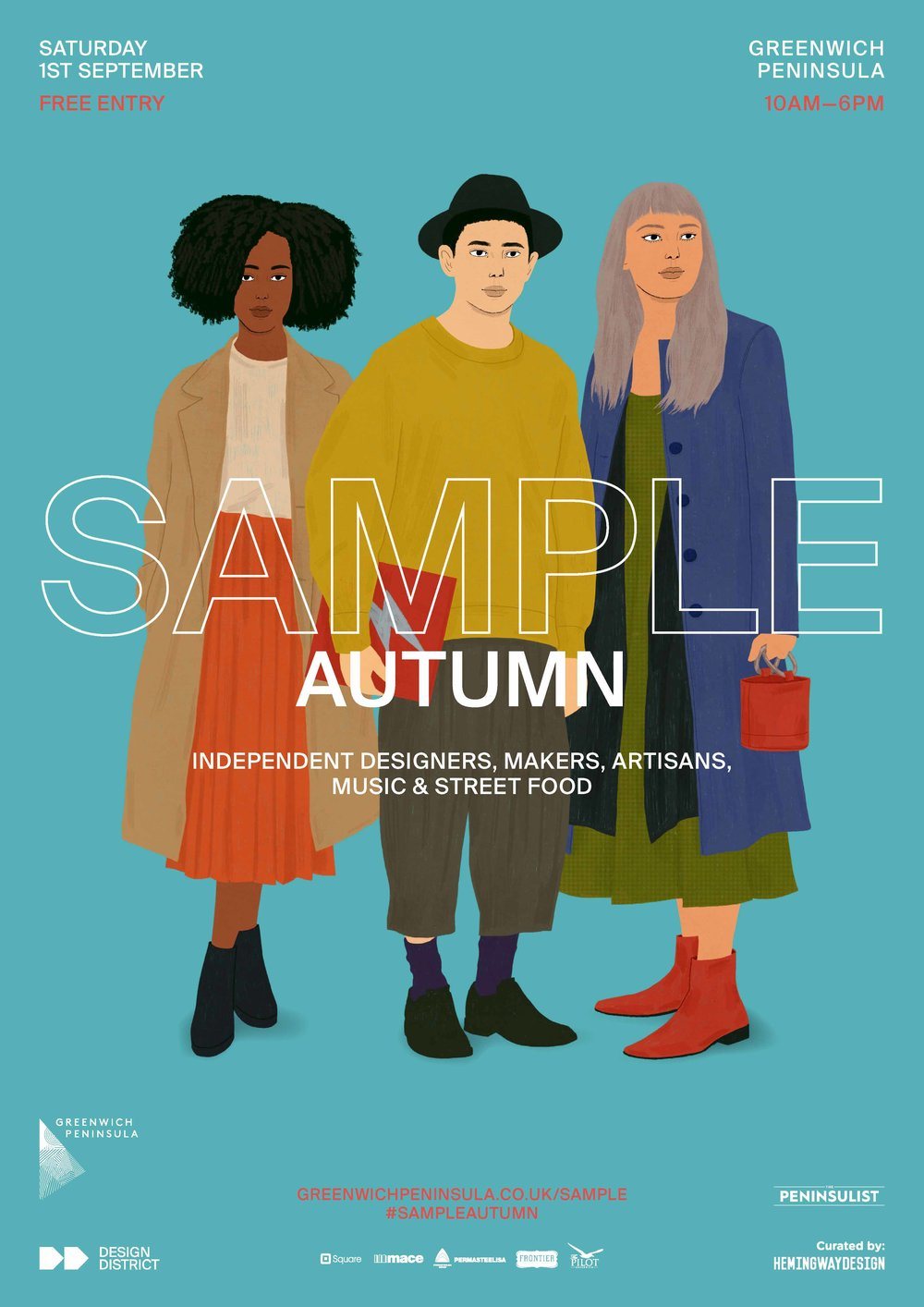 Fairtrade-and-Organic-Art-Nude-Clothing-Workshops-Sustainable-Ethical-Sample-Autumn-Greenwich-Peninsula