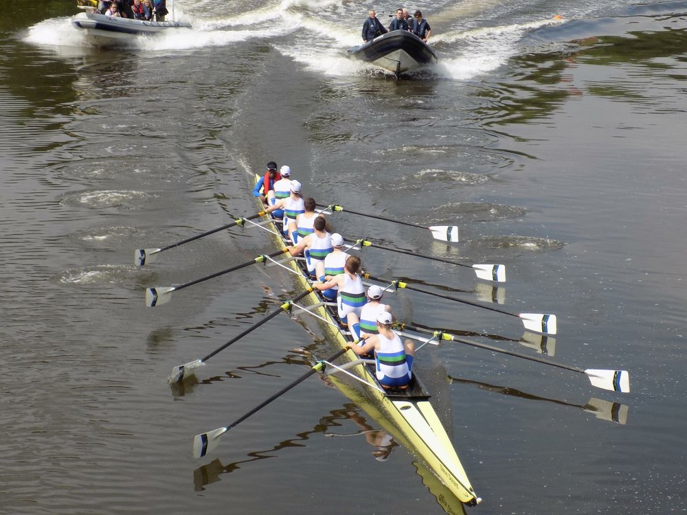 Queen's Rowing Sponsors