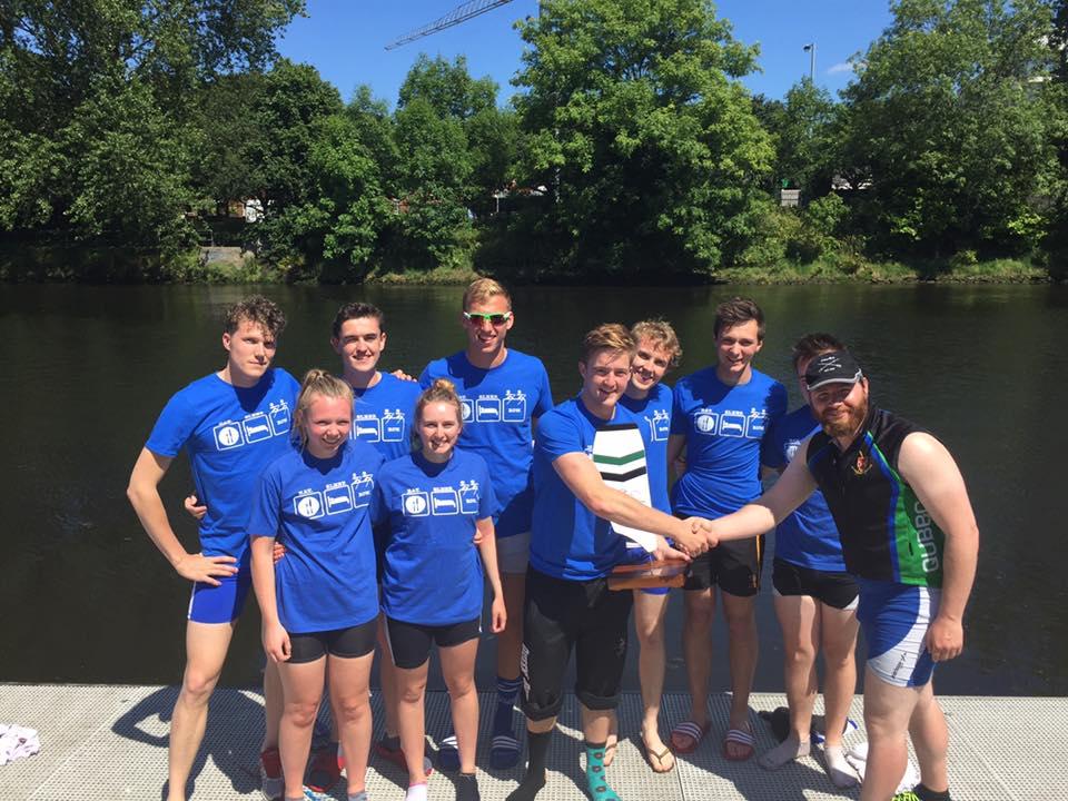 Queen's Rowing Costie's Composite Champions 2017