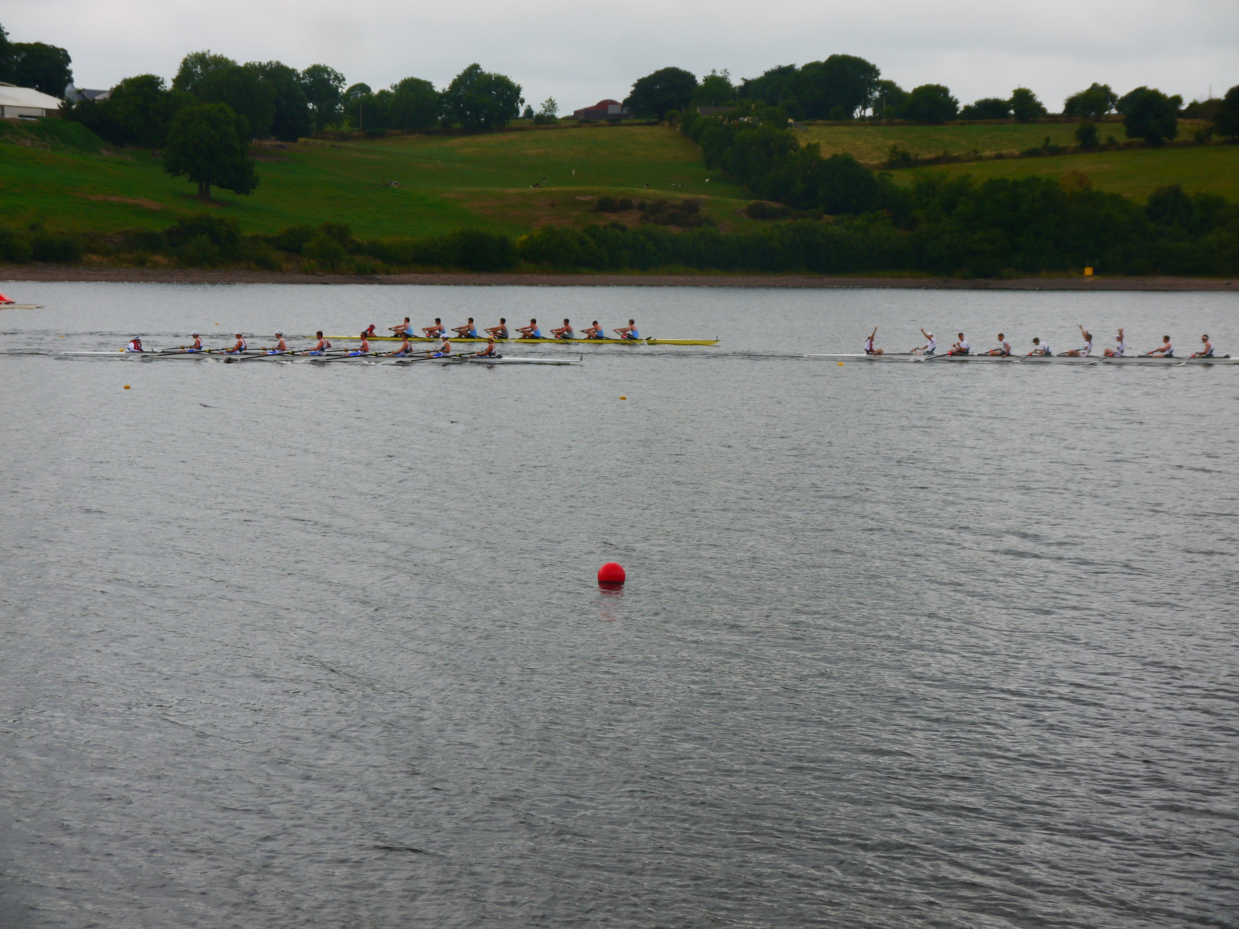 QUBBC Senior 8 in Senior 8 Final