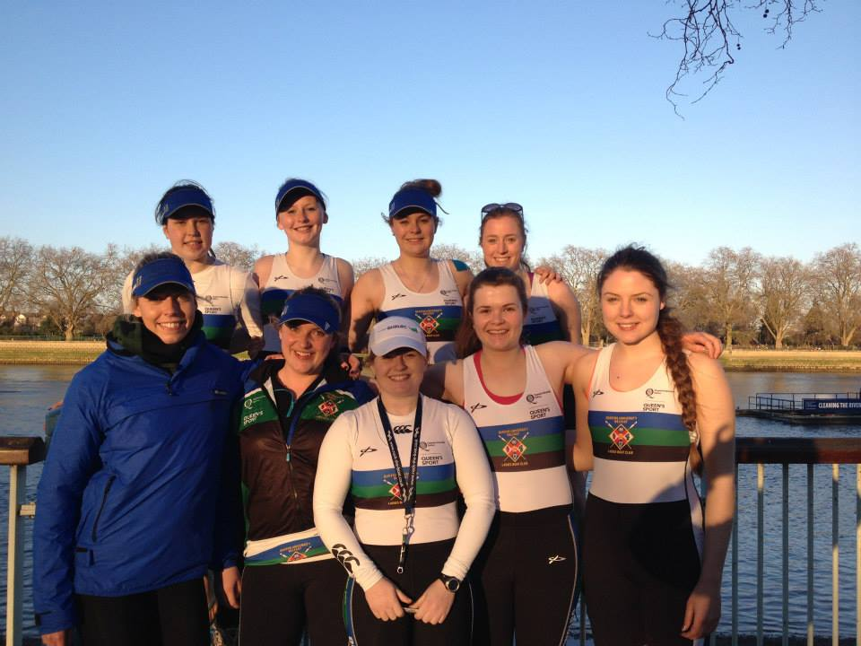 Ladies 2nd VIII