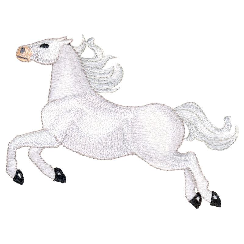 PL18 Lippizaner Horse