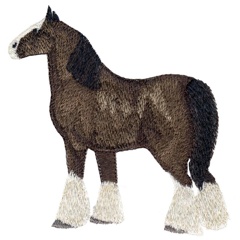 PL21 Shire Horse