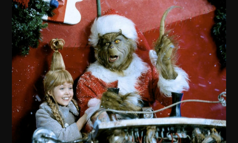 How The Grinch Stole Christmas 2000 Nelly