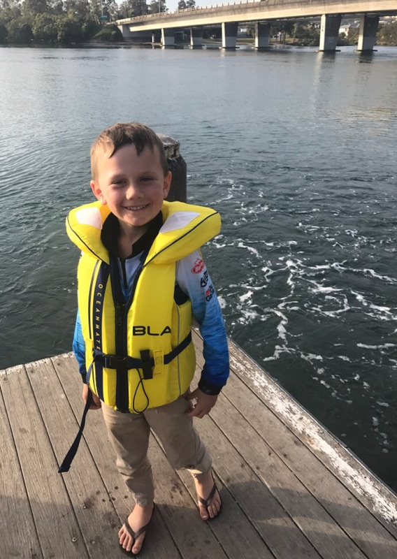 AUGUST 20 2018LAST MONTH BILLY, AGED 5, FEATURED IN OUR WILD AND FREE MAGAZINE? WHY? BILLY HAS COME UP WITH A DESIGN FOR A 'PLASTIC SCOOP' THAT CN BE ATTACHED TO REGULAR RECREATIONAL BOATS TO CAPTURE MICROPLASTICS FOUND ON THE OCEANS SURFACE. A LOCAL ENGINEERING COMPANY HAS NOW BEGUN WORK WITH BILLY TO MAKE HIS DESIGN A REALITY. - GREAT WORK BILLY