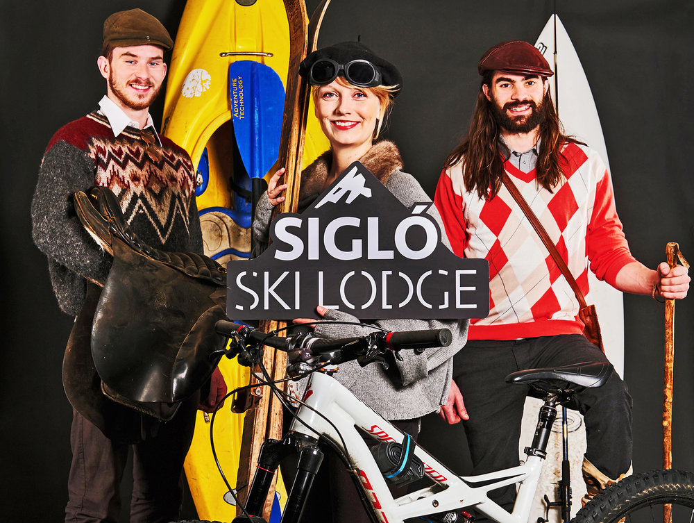 Siglo Ski Lodge   Áfangastaður og miðstöð fyrir náttúruunnendur á Norðurlandi