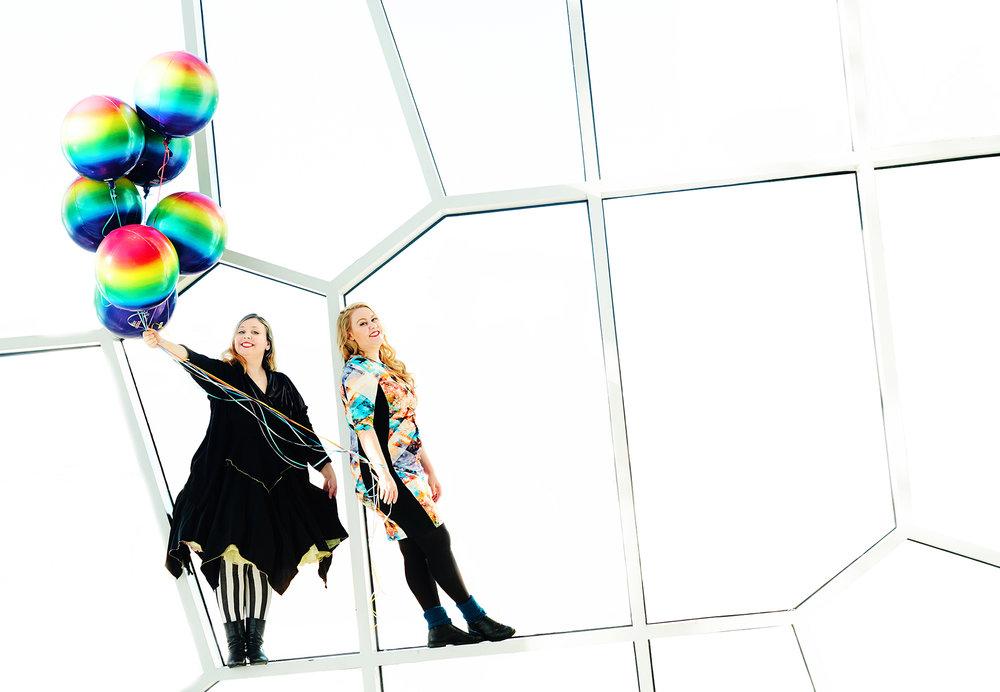 Reykjavik Rainbow Museum   Einstök upplifun ljóss og lita á mærum myndlistar og vísinda